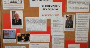 <center>Gazetka – 30 rocznica wyborów<br />4 czerwca 1989 r.</center>